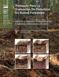 Protocolo Para La Evaluación De Disturbios En Suelos Forestales