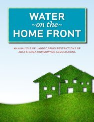 water home front