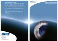 Katalog profesionalne opreme za pralnice perila ... - Avalon Design