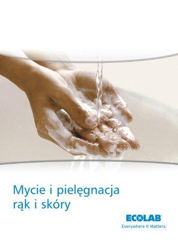 Mycie i pielęgnacja rąk i skóry