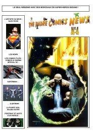 le seul webzine avec des morceaux de super-heros ... - ComicVerse.Fr