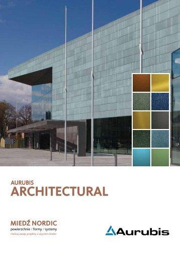 ARCHITECTURAL ARCHITECTURAL ARCHITECTURAL NORDIC·ROYAL ARCHITECTURAL
