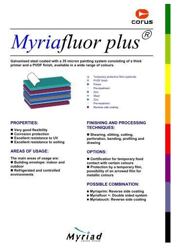 Myriafluor plus