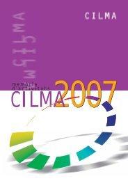 Memòria 2007 - Cilma