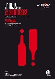 El programa de - El Rioja y los 5 Sentidos