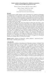 Estudio cualitativo del aprendizaje de la validación en ... - FaMAF