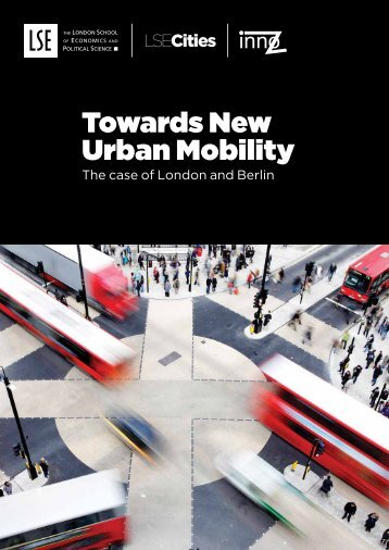 Towards New Urban Mobility