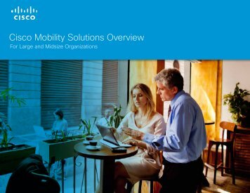 Cisco Mobility Solutions Overview