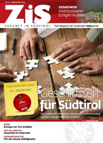 Geschlossen für Südtirol