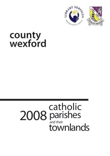 wexford county catholic singles Meetups in wexford these are just some of the different kinds of meetup groups you can find near wexford  catholic singles of greater pittsburgh we're 368 catholic singles  allegheny county women's small business association tm - allegheny county.
