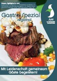 Gastro Spezial Juni 2015