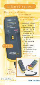◗ Illumination meters - Page 2