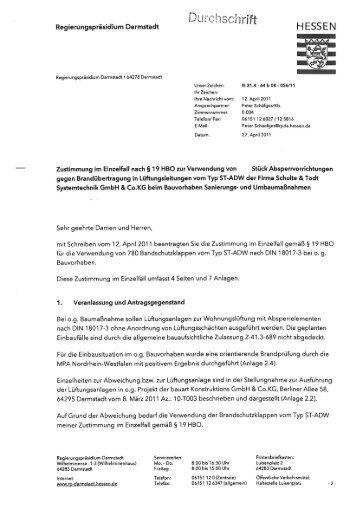 Antrag auf Zustimmung im Einzelfall (ZiE) - Bayerisches ...