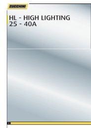 HL - HIGH LIGHTING 25 - 40A