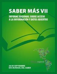 ÍNDICE Acceso a la Información y Datos Abiertos