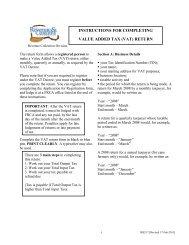 VAT Guide to Value Added Tax - sri lanka inland revenue