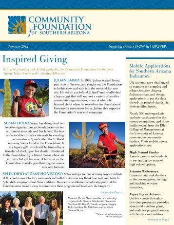 Inspired Giving