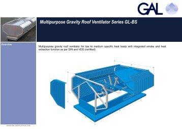 Globe Vent Economical Gravity Ventilators Famco