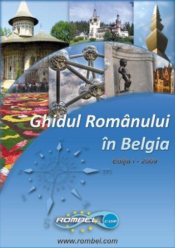 Ghidul Românului în Belgia