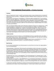 Informatieblad Essenziekte - Instituut voor Natuur- en Bosonderzoek