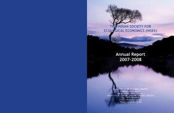 Annual Report 2007-2008