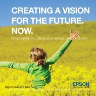 Creating a Vision for the Future Now