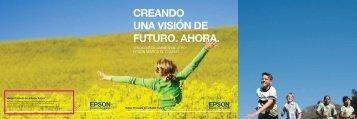 Creando una visión de futuro Ahora