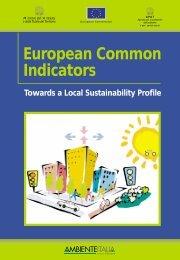 European Common Indicators