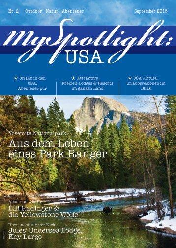 MySpotlight USA #2 Sept 2015