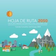 HOJA DE RUTA 2050
