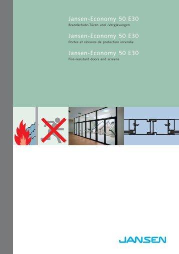 Jansen-Economy 50 E30 Jansen-Economy 50 E30 Jansen-Economy 50 E30