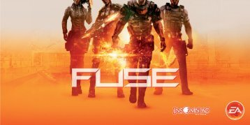 EA Games Fuse - fuse-manuals