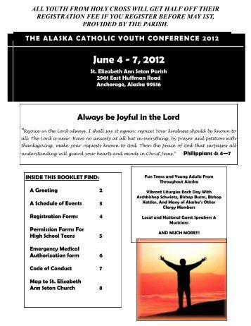 June 4 - 7 2012