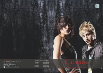 Cutrin katalogas