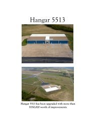 Hangar 5513