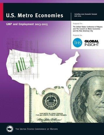 U.S Metro Economies