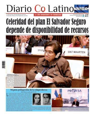 Edición 29 de Septiembre de 2015