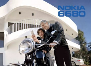 Nokia 6680 - Manuale duso del {0}