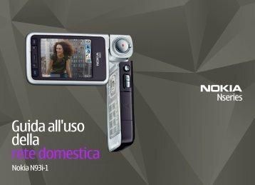 Nokia N93i - Manuale duso del {0}