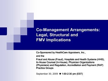 FMV Implications