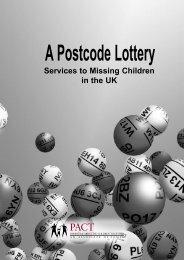 A Postcode Lottery