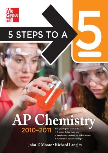 5 Steps to a 5 AP Chemistry - Lifesmith Classic Fractals