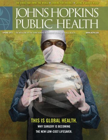 this is global health
