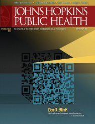 Download Low Resolution PDF - Johns Hopkins Public Health ...