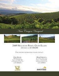 Nuns Canyon Vineyard