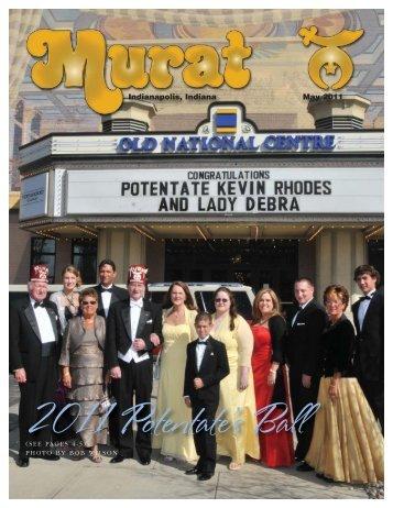 2011 Potentate's Ball