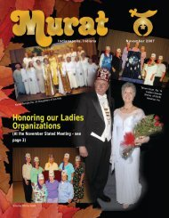 Honoring our Ladies Organizations