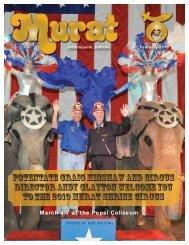 PotenTate Craig Hinshaw and Circus Director Andy ... - Murat Shrine