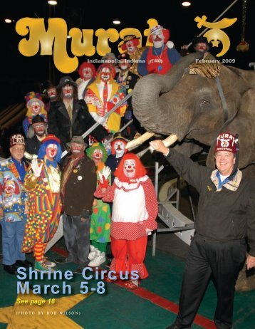 Shrine Circus March 5-8