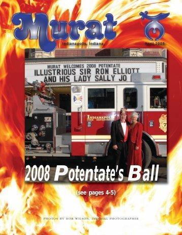 2008 Potentate's Ball